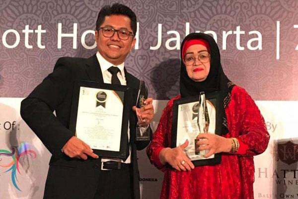 DSL Travel Raih Penghargaan Indonesia Travel and Tourism Awards 2018