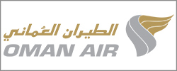 Logo Airlines oman
